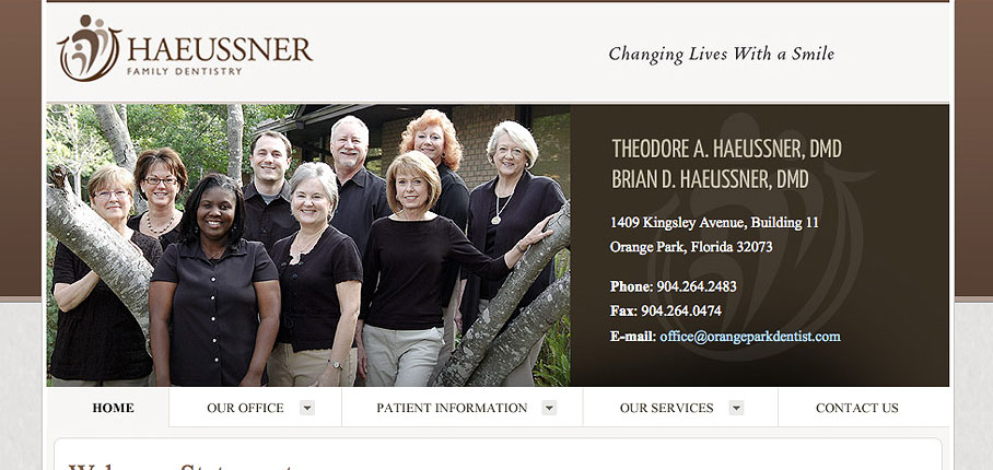 Haeussner Family Dental